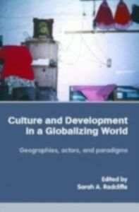 Ebook in inglese Culture and Development in a Globalizing World