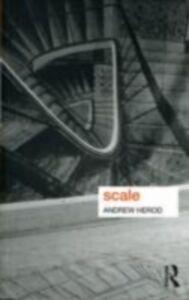 Foto Cover di Scale, Ebook inglese di Andrew Herod, edito da