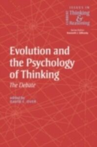 Foto Cover di Evolution and the Psychology of Thinking, Ebook inglese di  edito da Taylor and Francis