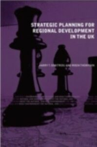 Ebook in inglese Strategic Planning for Regional Development in the UK -, -