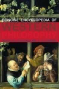 Ebook in inglese Concise Encyclopedia of Western Philosophy -, -
