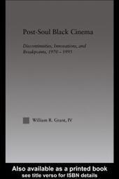 Post-Soul Black Cinema