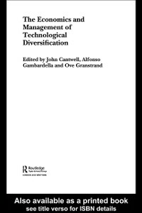 Ebook in inglese Economics and Management of Technological Diversification -, -