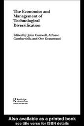 Economics and Management of Technological Diversification