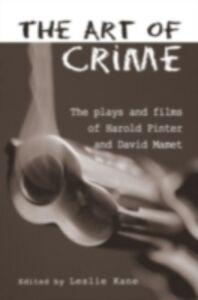 Ebook in inglese Art of Crime Kane, Leslie