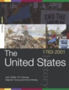 Foto Cover di United States, 1763-2001, Ebook inglese di AA.VV edito da Taylor and Francis