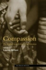 Foto Cover di Compassion, Ebook inglese di  edito da Taylor and Francis