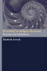 Ebook in inglese Researching New Religious Movements Arweck, Elisabeth