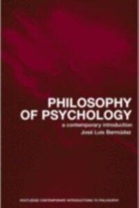 Ebook in inglese Philosophy of Psychology Bermudez, Jose Luis
