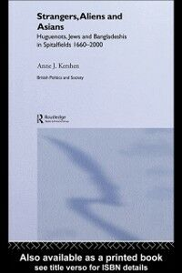 Ebook in inglese Strangers, Aliens and Asians Kershen, Anne
