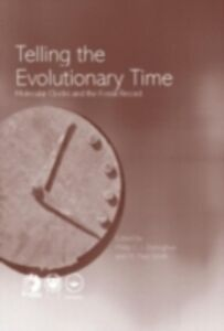 Foto Cover di Telling the Evolutionary Time, Ebook inglese di  edito da CRC Press