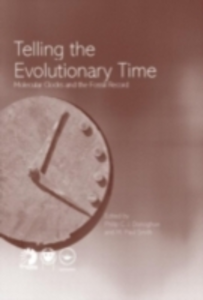 Ebook in inglese Telling the Evolutionary Time -, -