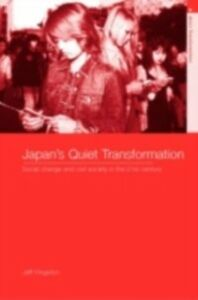 Ebook in inglese Japan's Quiet Transformation Kingston, Jeff