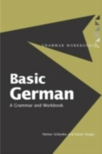 Ebook in inglese Basic German Schenke, Heiner , Seago, Karen