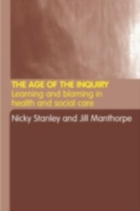 Ebook in inglese Age of the Inquiry -, -