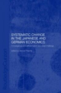 Foto Cover di Systemic Changes in the German and Japanese Economies, Ebook inglese di  edito da Taylor and Francis