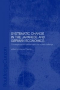 Ebook in inglese Systemic Changes in the German and Japanese Economies -, -