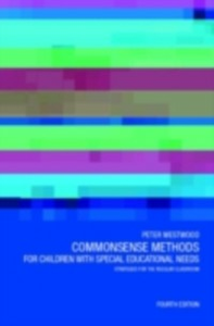 Ebook in inglese Commonsense Methods for Children with Special Educational Needs -, -