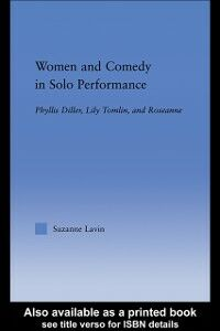 Ebook in inglese Women and Comedy in Solo Performance Lavin, Suzanne
