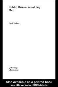 Ebook in inglese Public Discourses of Gay Men Baker, Paul