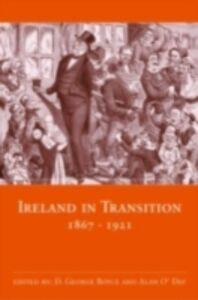 Ebook in inglese Ireland in Transition, 1867-1921