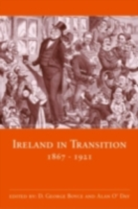 Ebook in inglese Ireland in Transition, 1867-1921 -, -