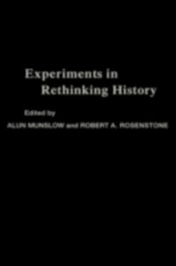 Ebook in inglese Experiments in Rethinking History -, -