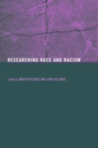 Ebook in inglese Researching Race and Racism -, -