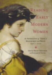 Ebook in inglese Reading Early Modern Women