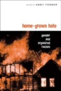 Ebook in inglese Home-Grown Hate -, -