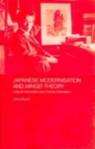 Ebook in inglese Japanese Modernisation and Mingei Theory Kikuchi, Yuko
