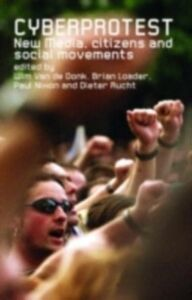 Ebook in inglese Cyberprotest