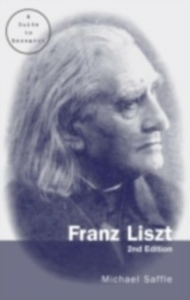 Ebook in inglese Franz Liszt Saffle, Michael