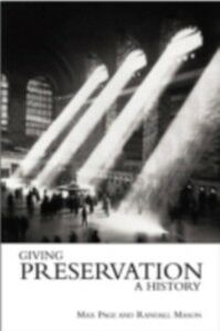 Foto Cover di Giving Preservation a History, Ebook inglese di  edito da Taylor and Francis