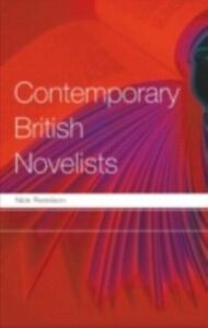 Ebook in inglese Contemporary British Novelists Rennison, Nick