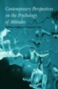 Foto Cover di Contemporary Perspectives on the Psychology of Attitudes, Ebook inglese di  edito da Taylor and Francis