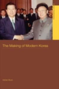 Ebook in inglese Making of Modern Korea Buzo, Adrian