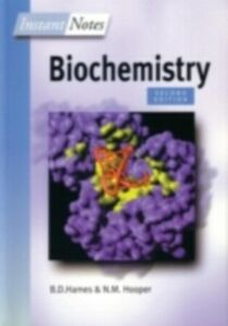 Ebook in inglese Instant Notes in Biochemistry Hames, David , Hooper, Nigel