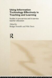 Foto Cover di Using IT Effectively in Teaching and Learning, Ebook inglese di  edito da Taylor and Francis