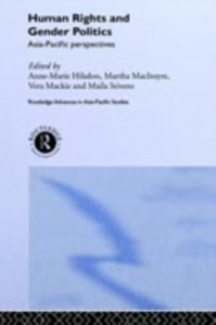 Ebook in inglese Human Rights and Gender Politics -, -