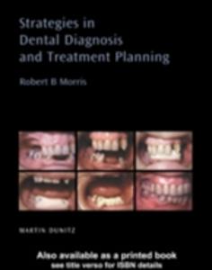 Ebook in inglese Strategies in Dental Diagnosis and Treatment Planning Morris, Robert B