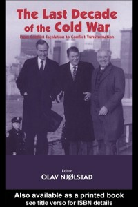 Ebook in inglese Last Decade of the Cold War -, -