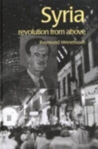 Foto Cover di Syria, Ebook inglese di Raymond Hinnebusch, edito da Taylor and Francis