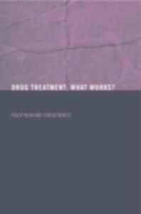 Foto Cover di Drug Treatment, Ebook inglese di  edito da Taylor and Francis
