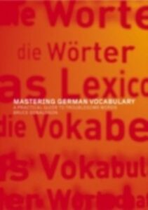 Ebook in inglese Mastering German Vocabulary Donaldson, Bruce