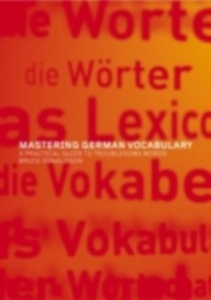 Ebook in inglese Mastering German Vocabulary Donaldson, Bruce