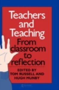 Foto Cover di Teachers And Teaching, Ebook inglese di  edito da Taylor and Francis