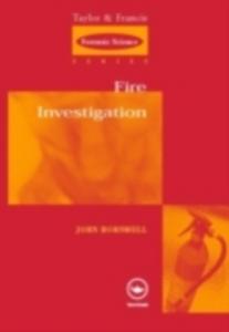 Ebook in inglese Fire Investigation Daeid, Niamh Nic