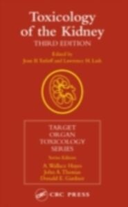 Ebook in inglese Toxicology of the Kidney, Third Edition