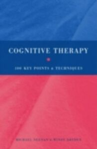 Ebook in inglese Cognitive Therapy Dryden, Windy , Neenan, Michael
